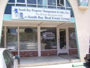 Tim Kelley's South Bay Property Management & Real Estate Group Office